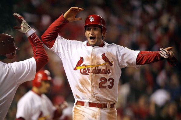 David Freese Photos: 2011 World Series Game 2: Texas Rangers v St Louis Cardinals