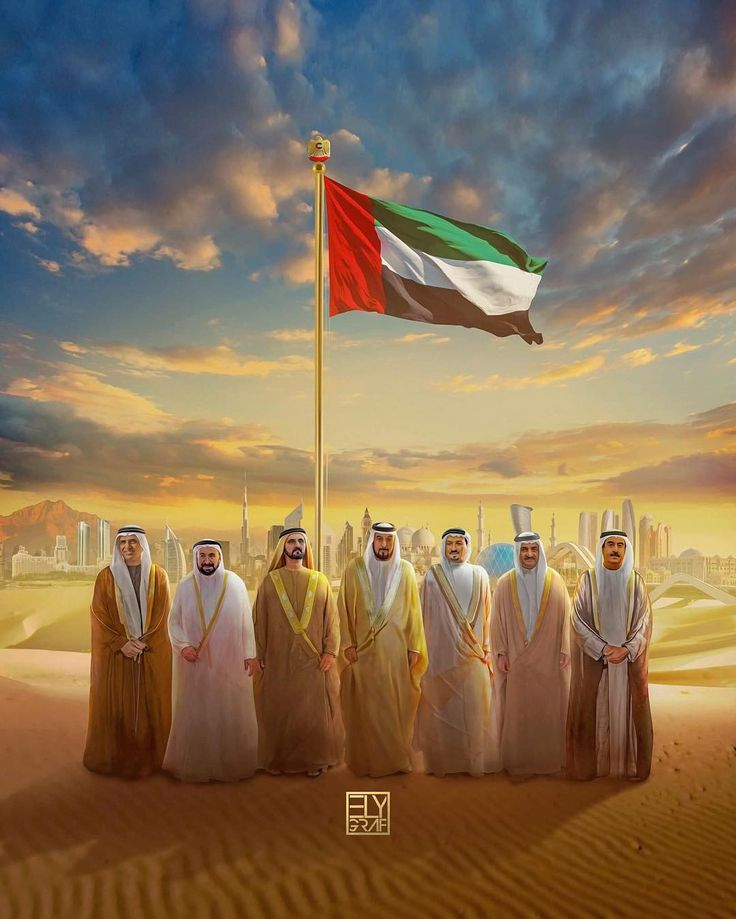 May every Emir of the UAE humble themselves before the throne of the King of all kings.