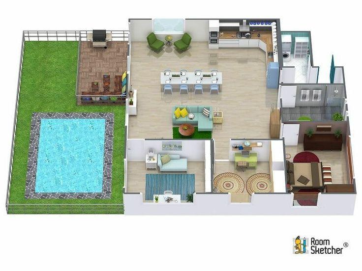 Home Designer  Get Interior Design Inspired  House design Home developers One bedroom house