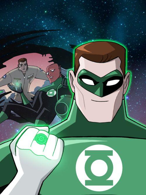 DC Super Heroes: Origin Stories (For Stone Arch Books) Green Lantern - Luciano Vecchio