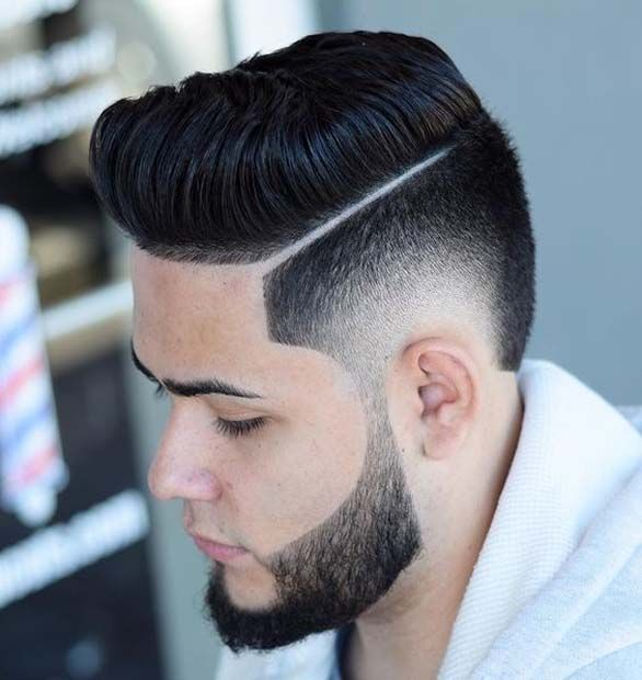 Mens New Haircuts 2018 Men Hairstyle 2019 Pinterest Faded
