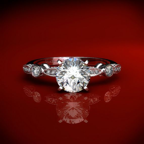 582 best images about Antique Wedding Rings History Love Design Beauty o