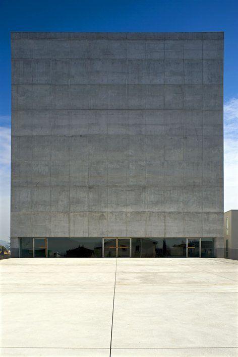 San Paolo Parish Complex, Foligno, 2009 - Studio Fuksas