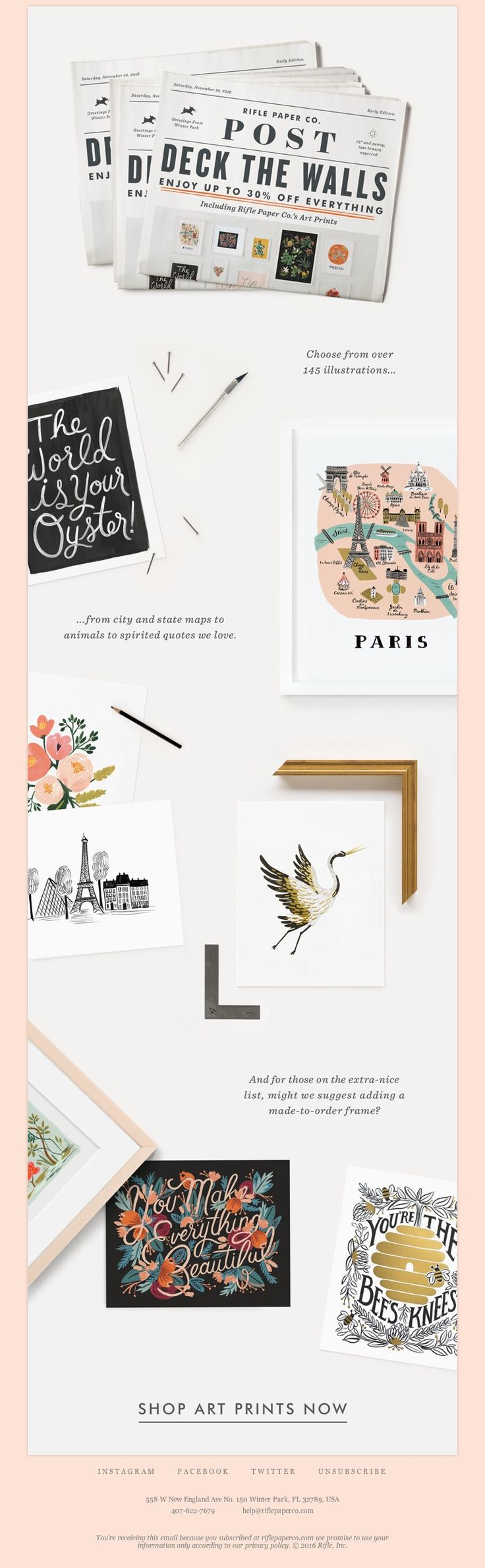 18 best Email Campaigns images on Pinterest | Craft supplies ...
