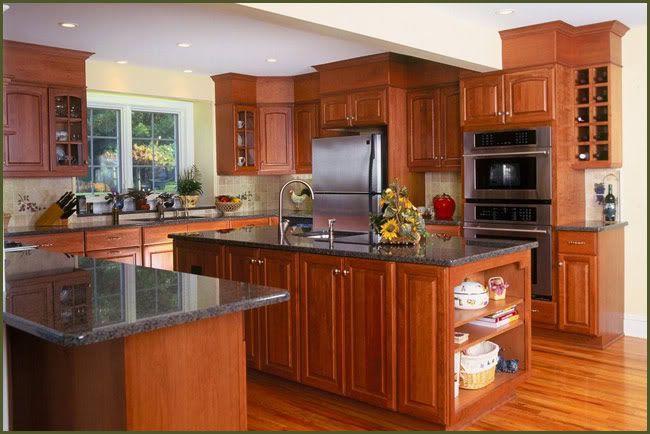 Small Kitchen Pantry Layout