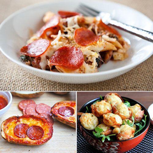 8 New Kid-Friendly Pizza Creations (Flip Book)