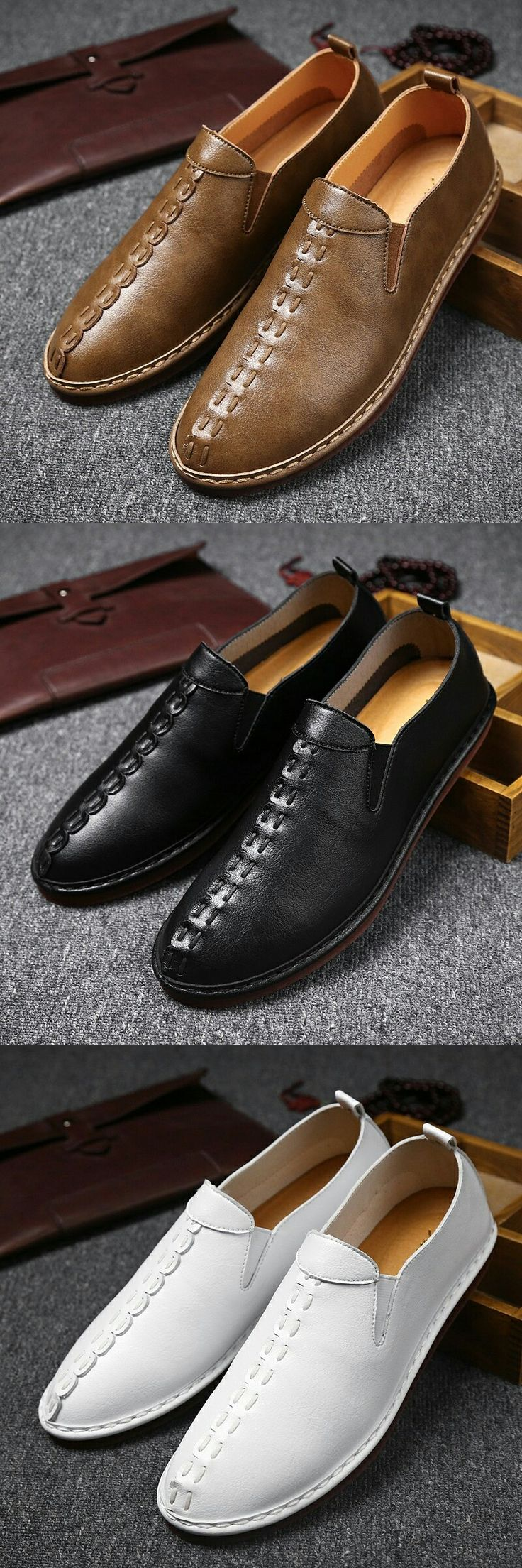 $26.98 <Click to buy> Autumn British Style Men Causal Shoes