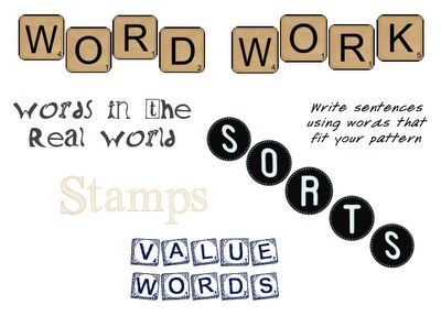 Word Study: Work Station, Teaching Reading, Reading Ideas, School Stuff, Word Work Activities, School Ideas, Classroom Ideas, 4Th Grade, Daily 5