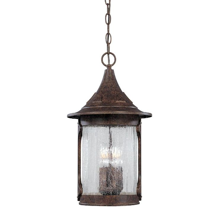 Shop Designers Fountain  20934-CHN 4 Light Canyon Lake Outdoor Pendant, Chestnut at The Mine. Browse our outdoor pendant lighting, all with free shipping and best price guaranteed.