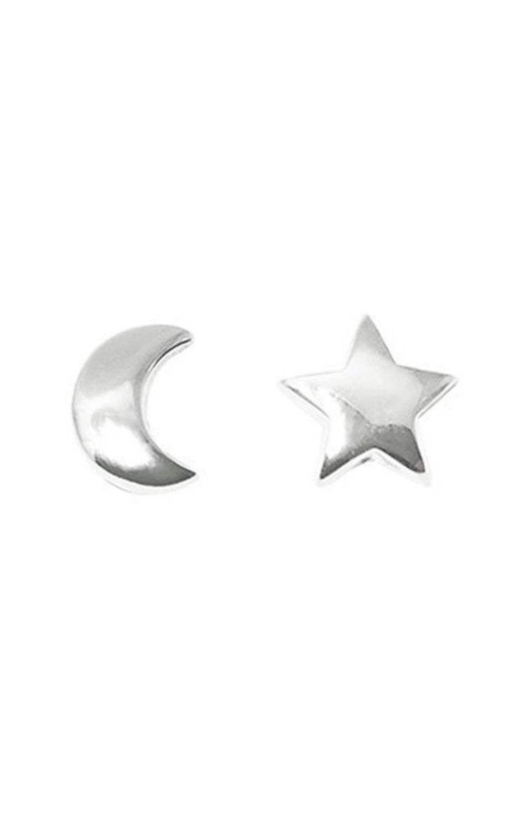 Correy & Lyon - Star & Moon Earrings - alittleshop.co.nz