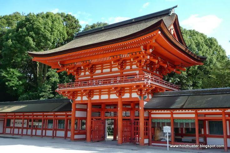 百姓 Hyakusho: Kamo Shrine, Kyoto