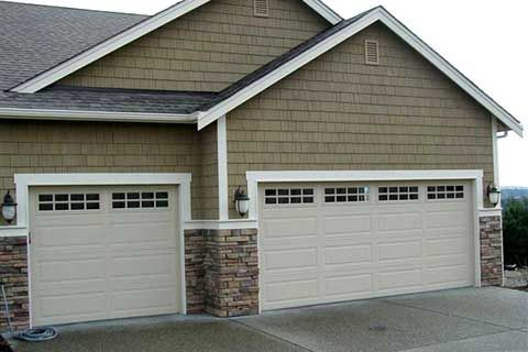 Nice premier garage doors 13 ranch style garage door house plans pinterest other we and for Premier garage doors
