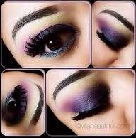 My kinda makeup