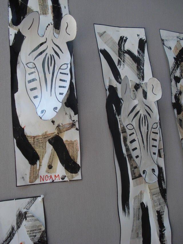 le site de l'école de Rogerville. - PS-MS Mme Benney - Visite de l'exposition