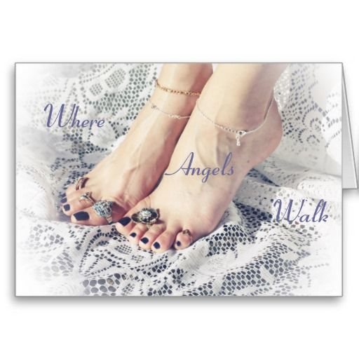 "Innocence & Beauty series by Rachel Jacobs, ""Where Angels Walk"""