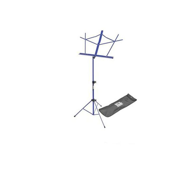 On-Stage SM7122DBB Sheet Music Stand - Blue