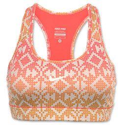 Nike Pro Compression Printed Women's Sports Bra