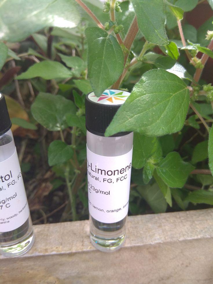 Terpenes UK Λιμονένιο (Limonene) 10ml