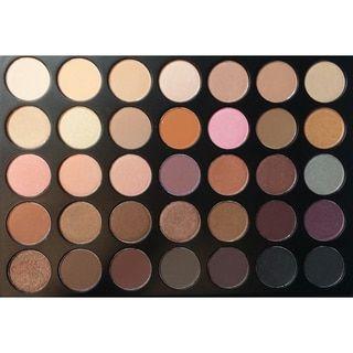 Morphe 35W Warm Eye Shadow Palette