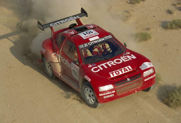 #Citroën ZX Rally Raid '1993–97