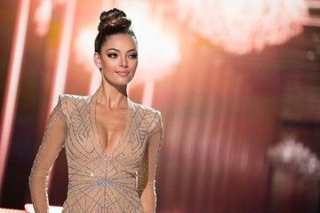Demi-Leigh Nel-Peters, Miss South Africa 2017 Photo from Miss Universe Organization
