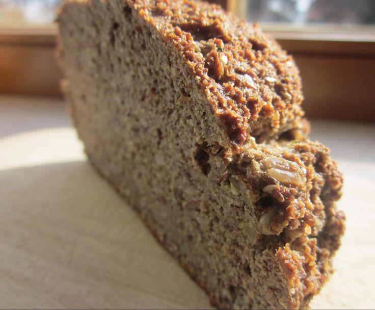 Brot mit Leinsamenmehl - glutenfrei - low carb by Maria5 on www.rezeptwelt.de
