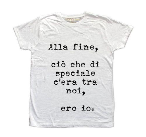 Le t-shirts del fenomeno Facebook Le Perle di Pinna presentate al Pitti Uomo