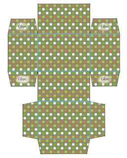 Hazel Fisher Creations: Printable Gift Box Tutorial