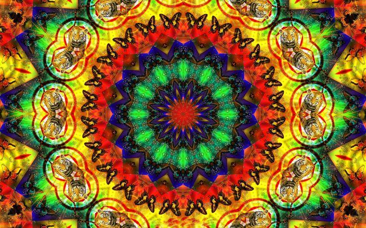backgrounds hippie acid wallpapers