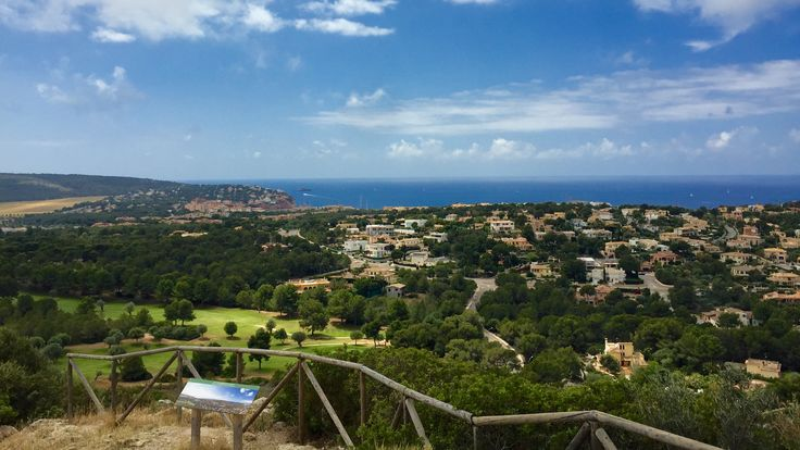 Malle von oben #Calvià #Mallorca