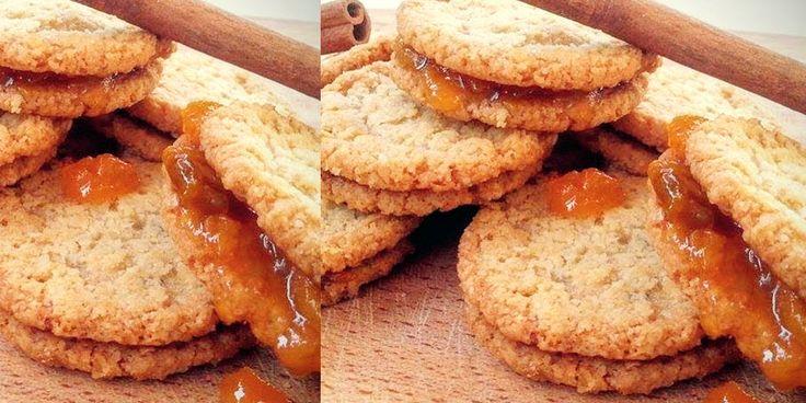 Μπισκότα Βρώμης με μέλι και ταχίνι πανεύκολα!