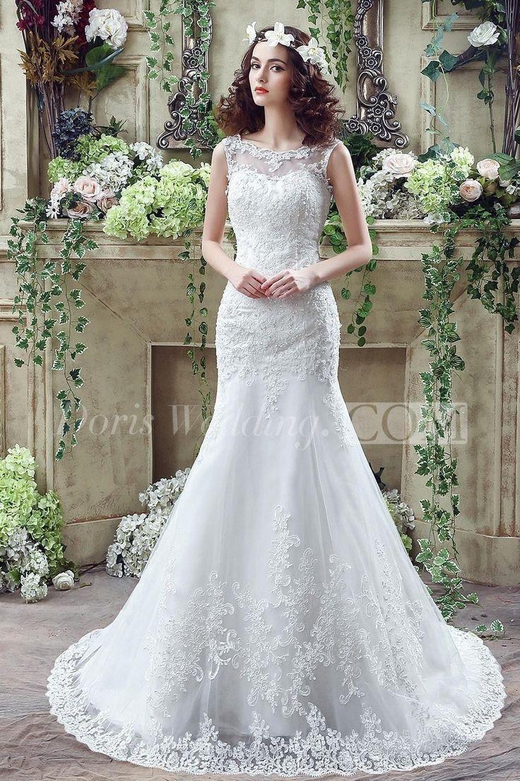 10 besten Hochzeitskleider Bilder auf Pinterest | Brautkleider ...