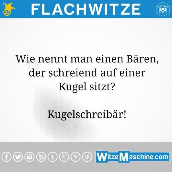 Flachwitze #204                                                                                                                                                                                 Mehr