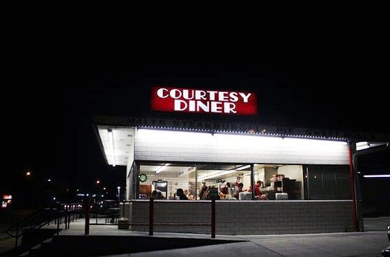"""<b><a href=""""http://www.courtesydiner.com/"""">Courtesy Diner</a></b><br> Locations on Hampton Avenue, Laclede Station Road and Kingshighway Boulevard<br><br> Courtesy Diner stemmed from a national chain originally called Courtesy Sandwich Shop, which opened in 1935. The chain was reduced to the single Kingshighway location as the diner trend dwindled -- but in 1997, a new owner took over, changed the name to """"Courtesy Diner"""" and made it into the local diner you know and love today. The two…"""