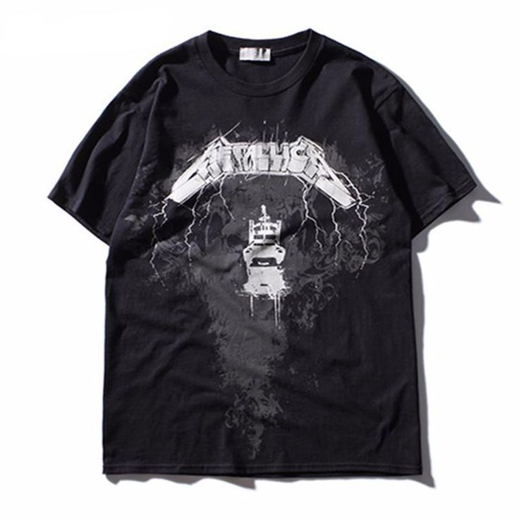 Metallica - Black Lightning T-shirt