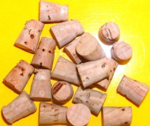 """, 25 , Size #, 0, Tapered Corks, Stoppers, are, About, 9/32"""" at the small end, 3/8"""" at the large end, 1/2 """" TALL, by ASTRODEALS. $7.59. 25 , CORKS, STOPPERS, CORK, STOPPER, TAPERED CORKS, CLOSURES, TAPERED CORK, for, BOTTLES, VIALS, JARS, B0TTLE, HOLES, VIALS, JUGS, ETC. , 25 , size # 0, Great for ANYTHING, STOPPER, is Approximately 9/32"""" at the small end, 3/8"""" at the large end, 1/2 """" long, Stoppers, are size #0, tapered cork, stoppers, that will, plug, bottles, lab..."""