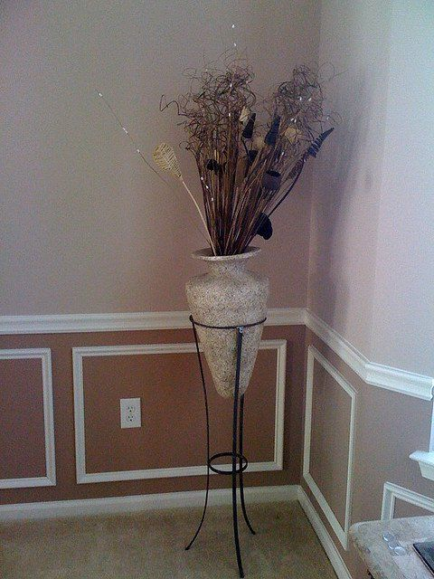 1000 Ideas About Chair Railing On Pinterest Plaid Wallpaper Railings And