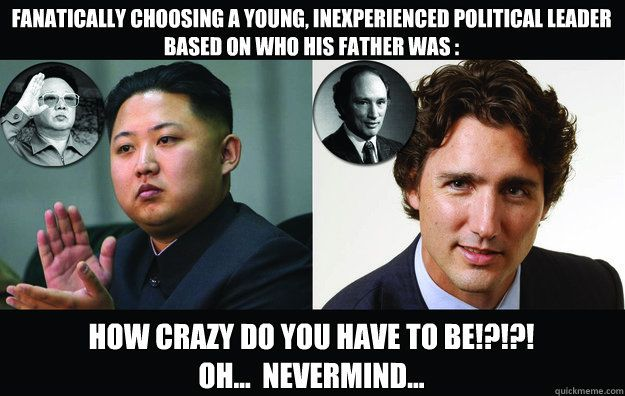 justin trudeau awful great jokes - Google Search