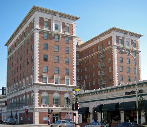 University Inn Hotel Fresno