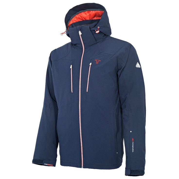 Tenson Zircon Ski Jacket (Men's) | Peter Glenn