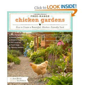 @Joyce Counihan a really cool blog of gardening, cooking, & chickens!  There are cool chicken coops!