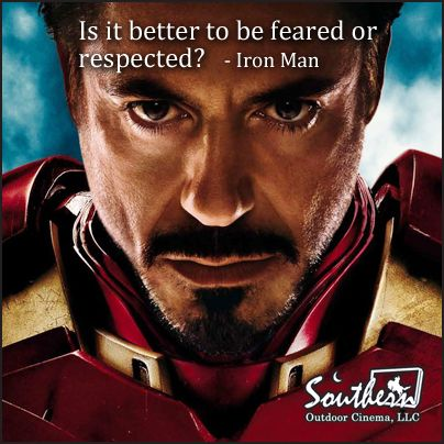 Movie Quote - Iron Man