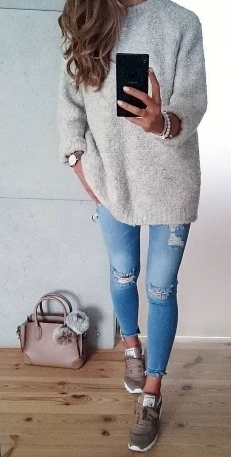 Chic Top 25+ Beautiful 50 Degree Weather Outfit Ideas For Women Cozy Outfits https://www.tukuoke.com/top-25-beautiful-50-degree-weather-outfit-ideas-for-women-cozy-outfits-17765
