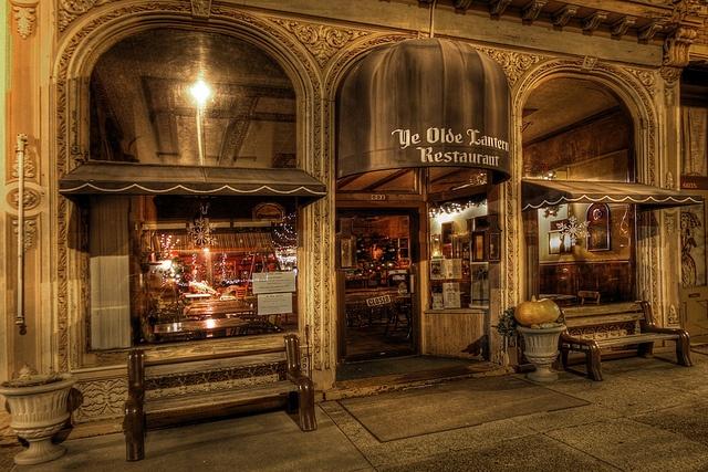 Ye Olde Lantern Restaurant by Photo's by Roy