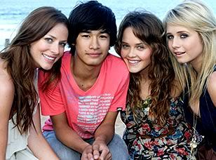 Charlie, Jai, Ruby and Nicole