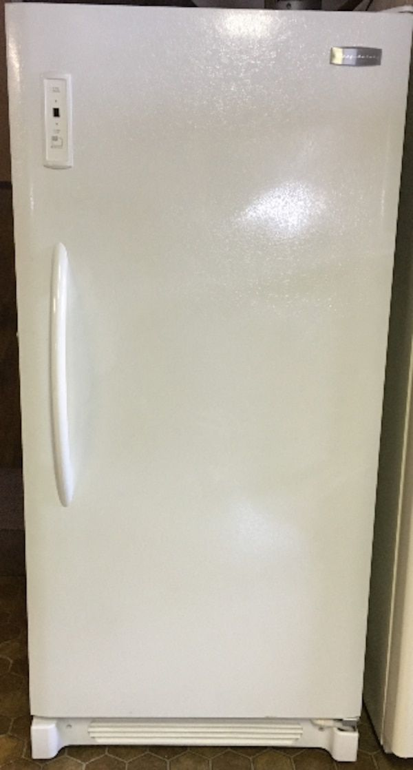 Used Frigidaire Upright Freezer For Sale In Palmerton Letgo Upright Freezer Frigidaire Freezer