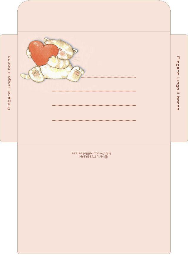 Формат открытки конверта и блокнота