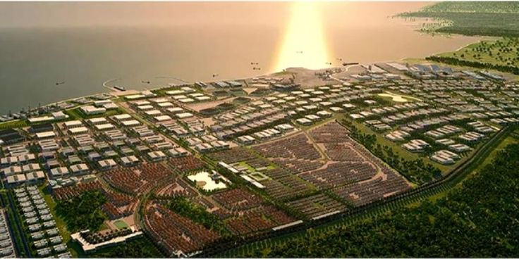 [KENDAL] Kendal Industrial Park (KIP) | Integrated and Commercial Area | 2700 Ha - SkyscraperCity