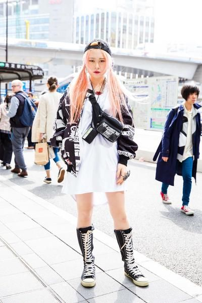 What we can learn from Tokyo's Street Style