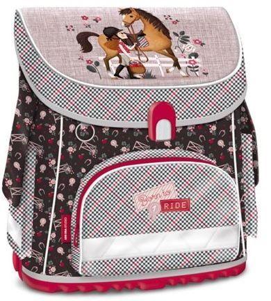 Krásný design Ars Una vybaveného školního setu s dárky pro holky do 1. třídy
